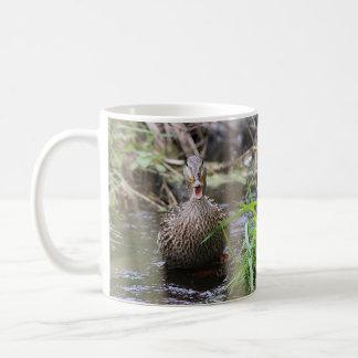 Quacking Duck Coffee Mug