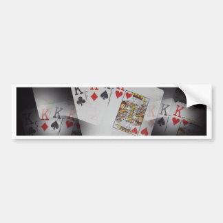 Quad_Kings,_ Bumper Sticker