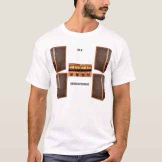 Quadraphoniac T shirt