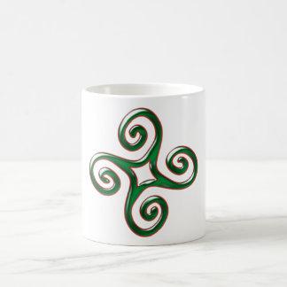 quadrele Celtic knot celtic knot Mugs