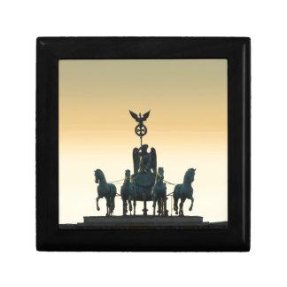 Quadriga Brandenburg Gate 001, Berlin Gift Box