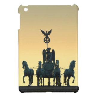 Quadriga Brandenburg Gate 001, Berlin iPad Mini Cases