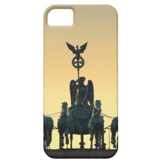 Quadriga Brandenburg Gate 001, Berlin iPhone 5 Case