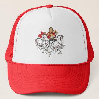 quadriga trucker hat