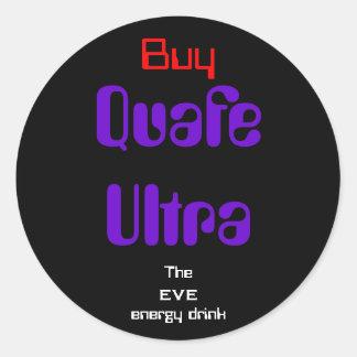 Quafe Ultra Sticker