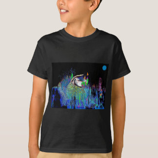 Quail At Night T-Shirt