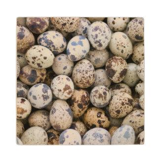 Quail Eggs, Huaraz, Cordillera Blanca, Ancash Wood Coaster