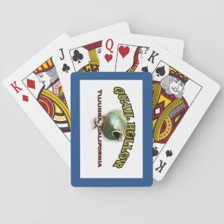 Quail Hollow Playing Cards