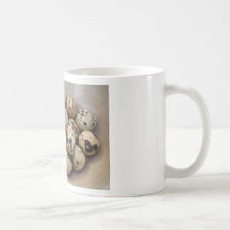 Quails eggs coffee mug