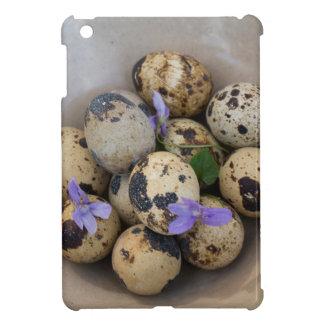 Quails eggs & flowers 7533 cover for the iPad mini