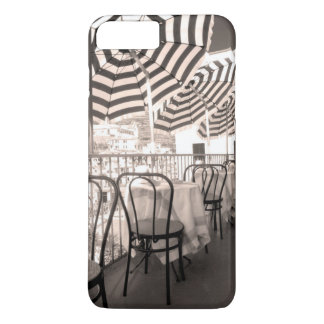 Quaint restaurant balcony, Italy iPhone 8 Plus/7 Plus Case