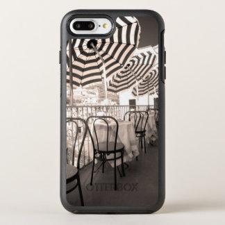 Quaint restaurant balcony, Italy OtterBox Symmetry iPhone 8 Plus/7 Plus Case