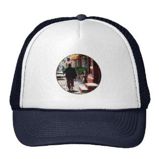Quaint Street Alexandria VA Mesh Hats