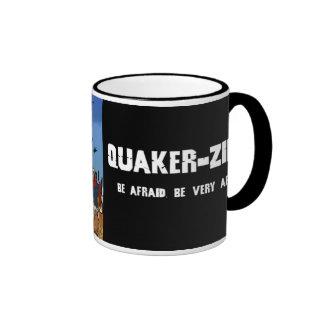 QuakerZilla Mug