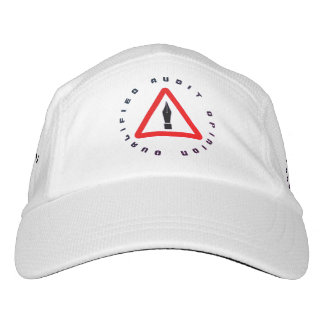 """Qualified Audit Opinion"" Hat"