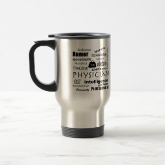 Qualities of Good Physician/Doctor's Medical Bag Travel Mug