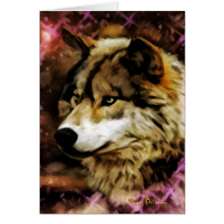 Qualities of the Wolf Card