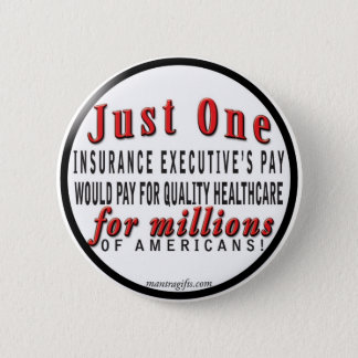 Quality Health Insurance for All Button
