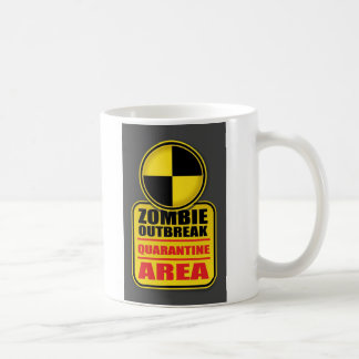 Quarantine Area Mug