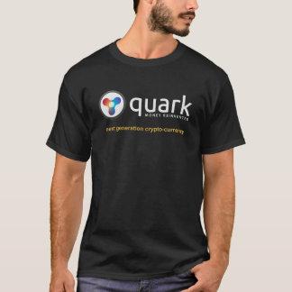 Quark Crypto Currency T-shirt | Quarkcoin