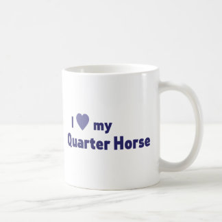 Quarter Horse Coffee Mug