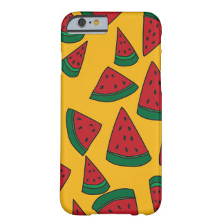 Quartered Watermelons Barely There iPhone 6 Case