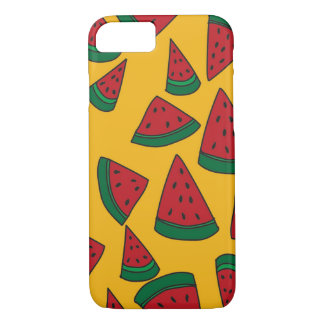 Quartered Watermelons iPhone 7 Case