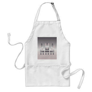 quartz shades meeting standard apron