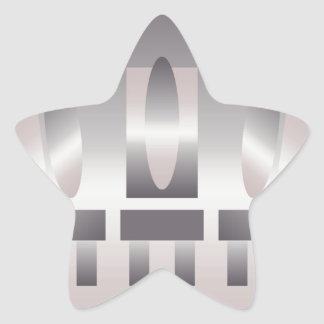 quartz shades meeting star sticker