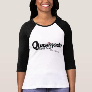 Quasimodo Blues Band - Edgy Stuff T-shirt