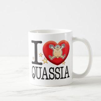 Quassia Love Man Coffee Mug