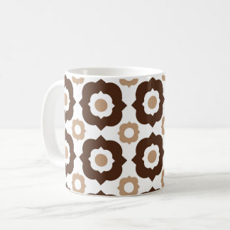 Quatrefoil Coffee Mug