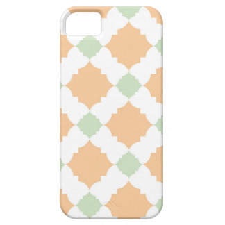 Quatrefoil pattern barely there iPhone 5 case