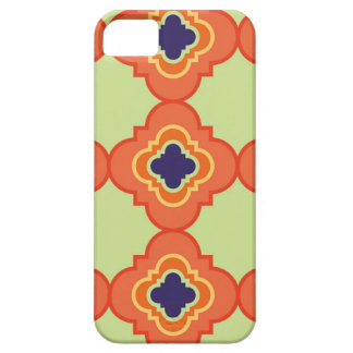 Quatrefoil pattern I Barely There iPhone 5 Case