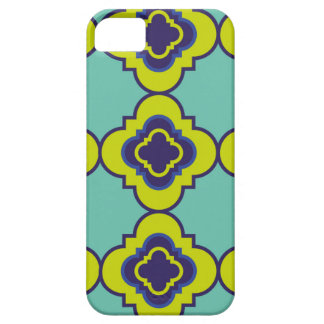 Quatrefoil pattern II Barely There iPhone 5 Case