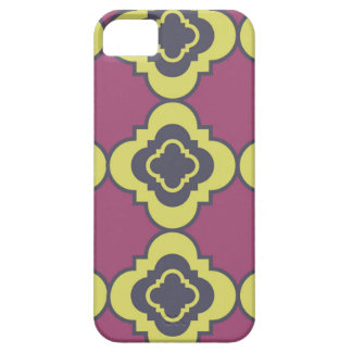 Quatrefoil pattern III Case For The iPhone 5