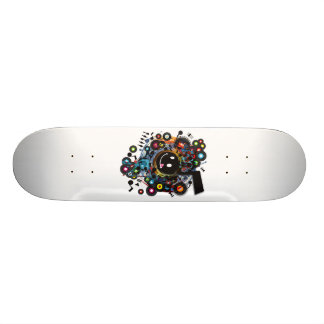 Quaver(S) 19.7 Cm Skateboard Deck