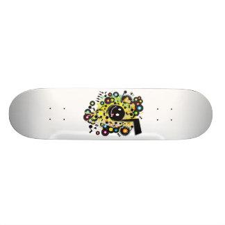 Quaver(S) Skate Board Decks
