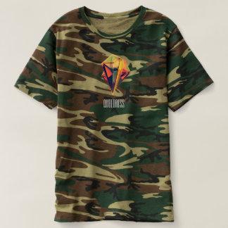 QUBEdress Camouflage star T-Shirt