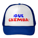 QUE CHIMBA TRUCKER HATS
