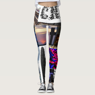 QUE ESSENCE EXPRESSIONS CLOTHING LEGGINGS 2