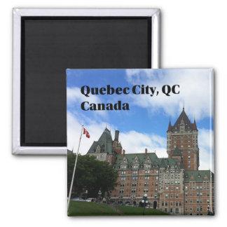 Quebec City - Chateau Frontenac Tourist Magnet