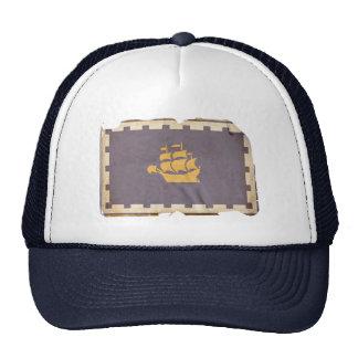 QUEBEC CITY TRUCKER HAT