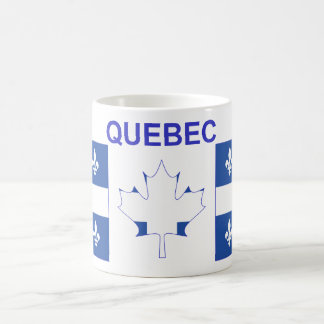 Quebec Coffee Mug