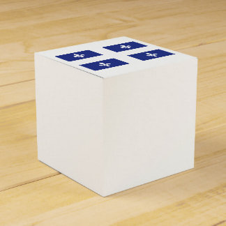 QUEBEC FAVOUR BOX