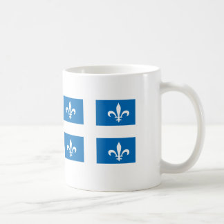 QUEBEC Flag Coffee Mug
