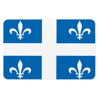 QUEBEC Flag Rectangular Photo Magnet