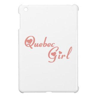 Quebec Girl iPad Mini Case