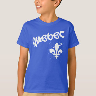 Quebec Graffiti T-Shirt