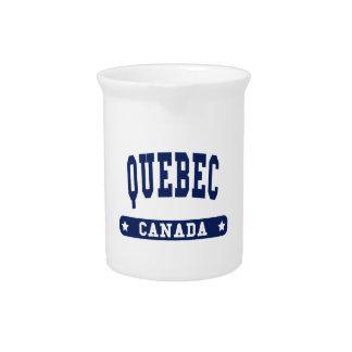 Quebec Pitcher